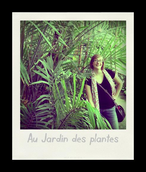 Jardin des plantes blog lifestyle Marseille