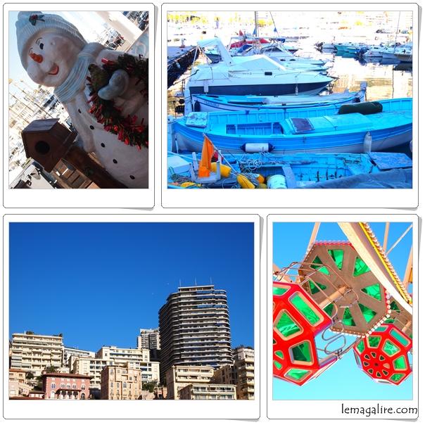 Monaco marché Noël blog lifestyle lemagalire