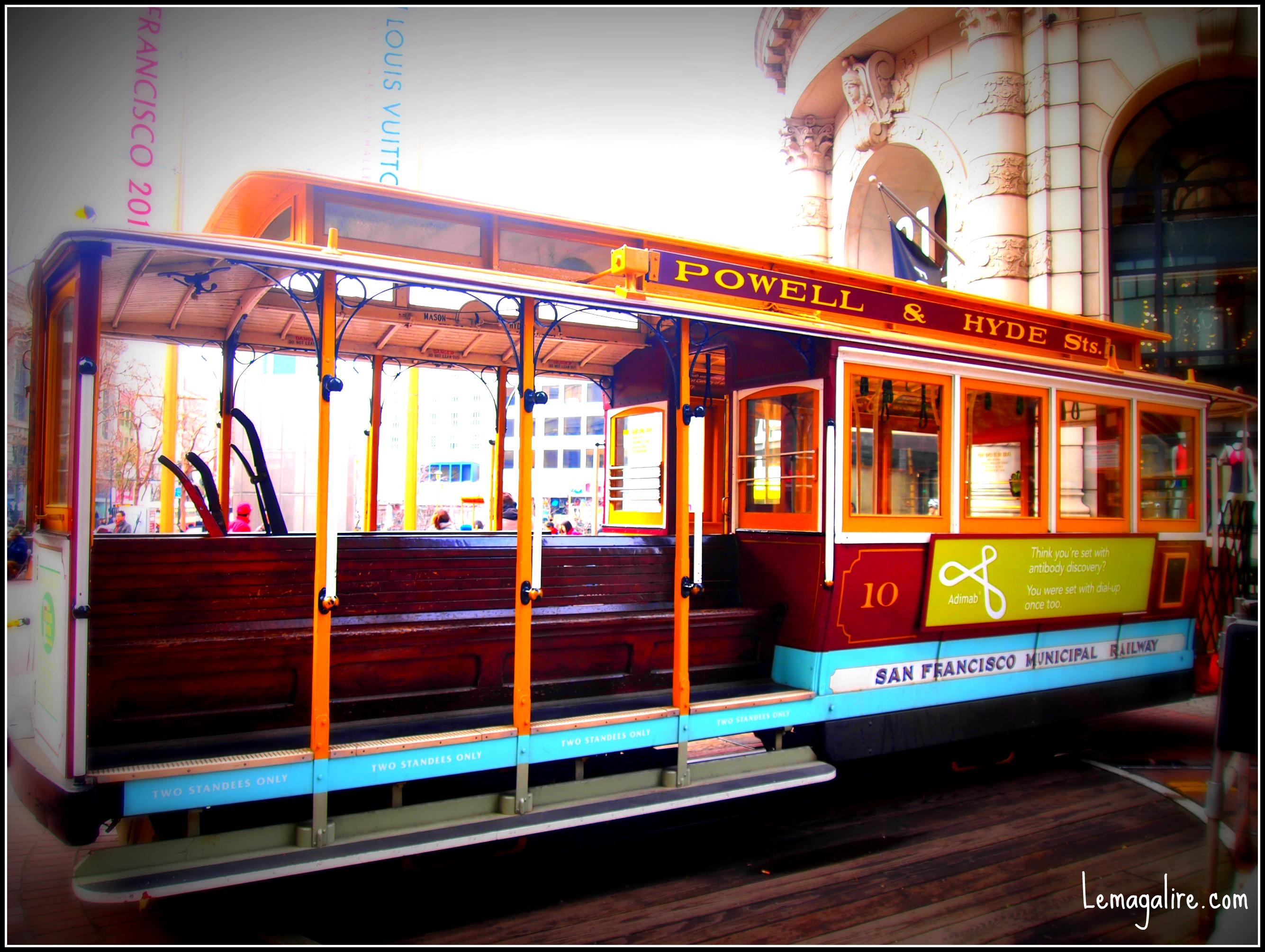 San Francisco blog lifestyle marseille