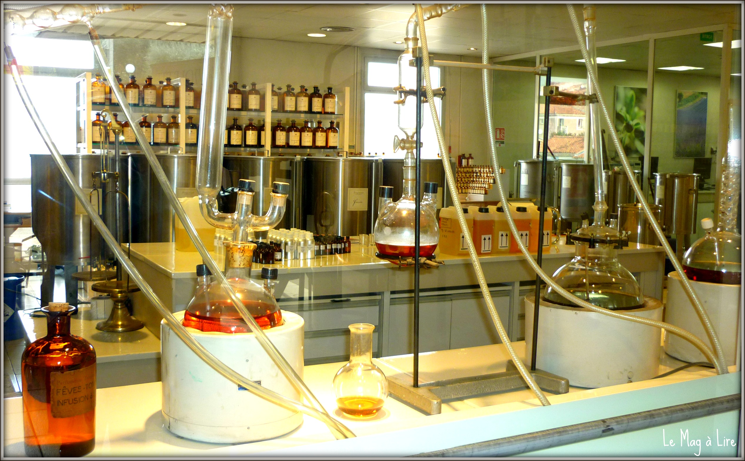 Fragonard perfume factory paris